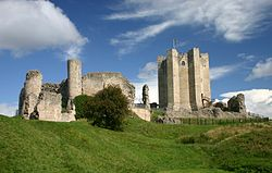 ConisbroughCastle