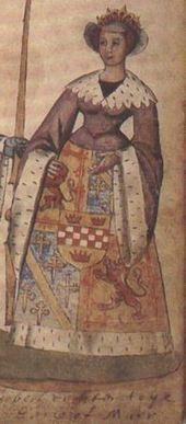 Queen Elizabeth de Burgh