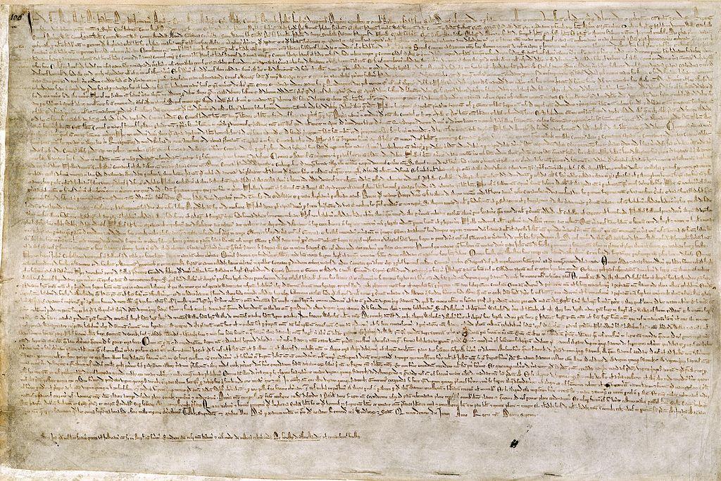 Magna Carta – History… the interesting bits!