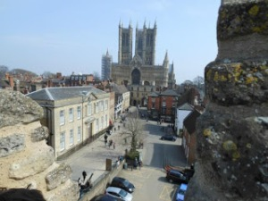 Lincoln Cathedral Sharon's pic