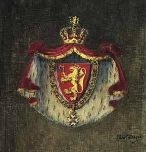 800px-Kongevåpen_1905