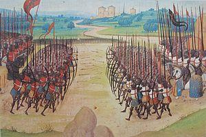 300px-Schlacht_von_Azincourt