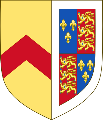 Arms of Anne of Gloucester, Countess of Stafford_of_stafford-svg