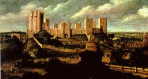 450px-Pontefract_Castle