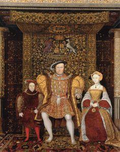 300px-Family_of_Henry_VIII_c_1545_detail