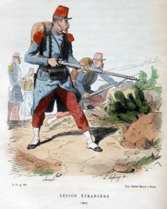 255px-Légion_Étrangère_1852