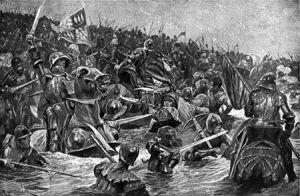 450px-Richard_Caton_Woodville's_The_Battle_of_Towton