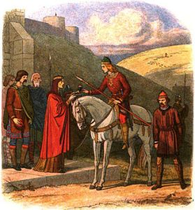 330px-A_Chronicle_of_England_-_Page_072_-_Edward_Murdered_at_Corfe