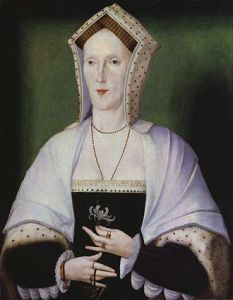 330px-Unknown_woman,_formerly_known_as_Margaret_Pole,_Countess_of_Salisbury_from_NPG_retouched