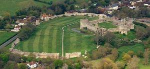 pevensey_castle_aerial_alt