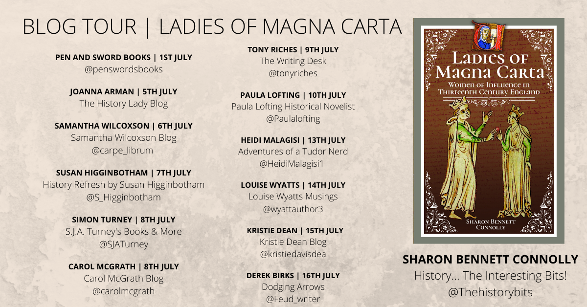 Blog Tour_ Ladies of Magna Carta (1)